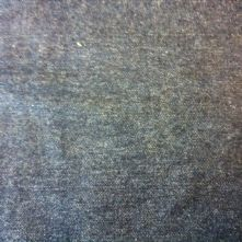 Half Price Pale Blue Denim Fabric x 0.5m
